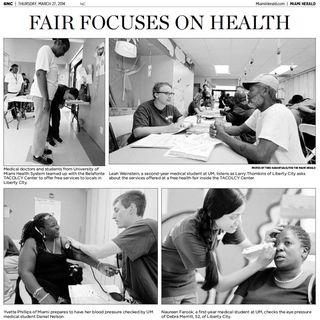 TACOLCY Health Fair 2014