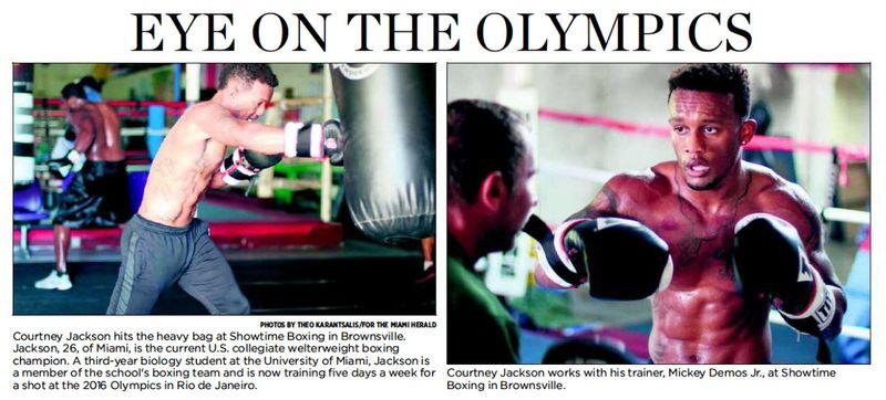 Eye on the Olympics 2014