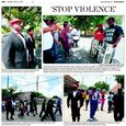 Stop the violence june 22, 2014